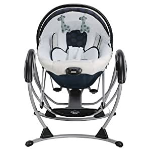 graco glider elite swing reviews