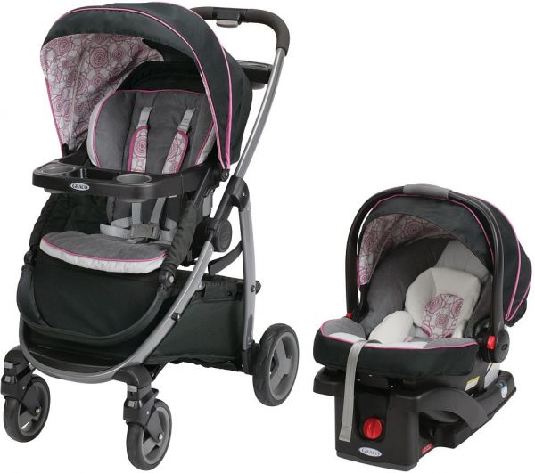 graco modes click connect stroller reviews