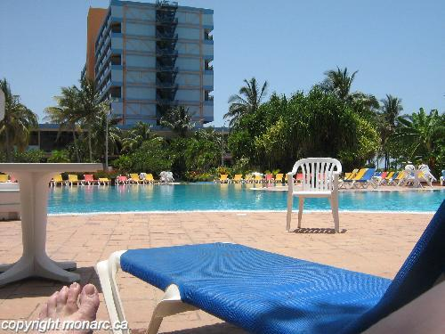 gran caribe playa caleta review