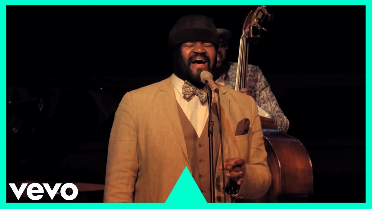gregory porter live in berlin review