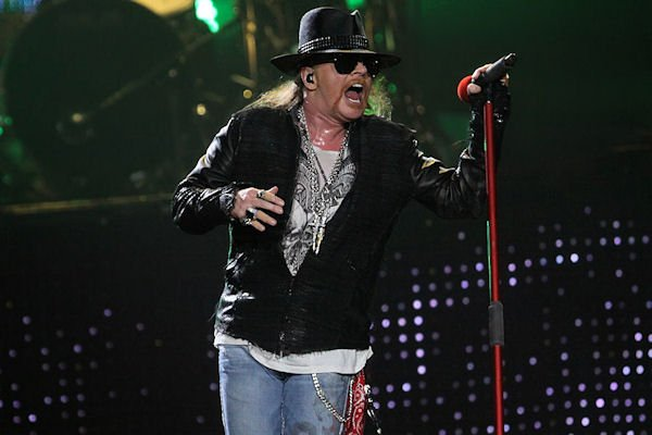 guns and roses concert review
