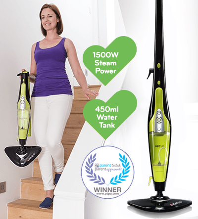h2o hd steam cleaner reviews