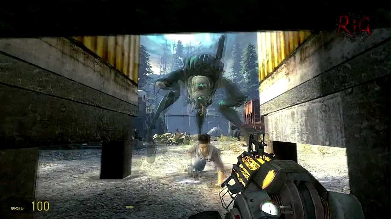 half life 2 episode 1 review