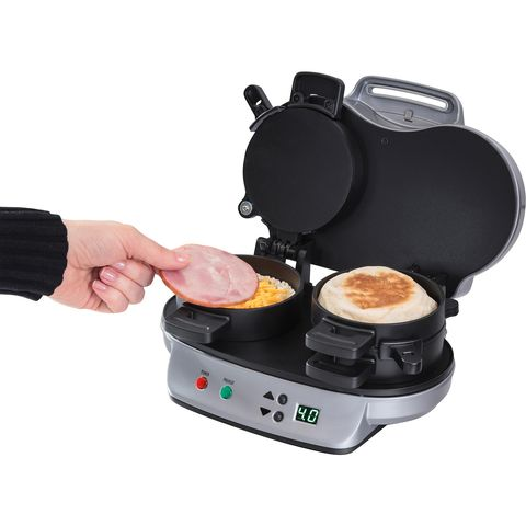 hamilton breakfast sandwich maker review