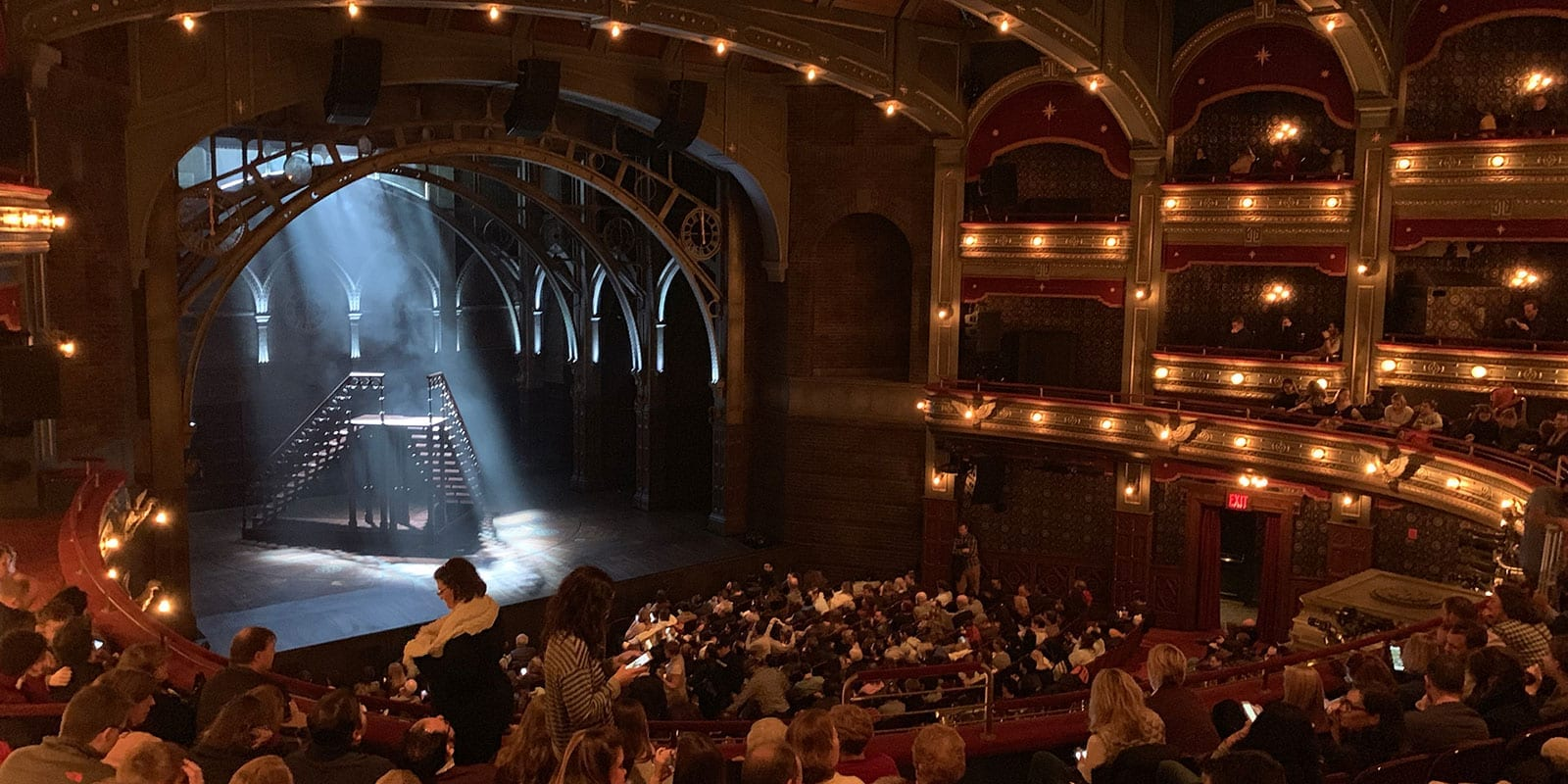 harry potter and the cursed child broadway review