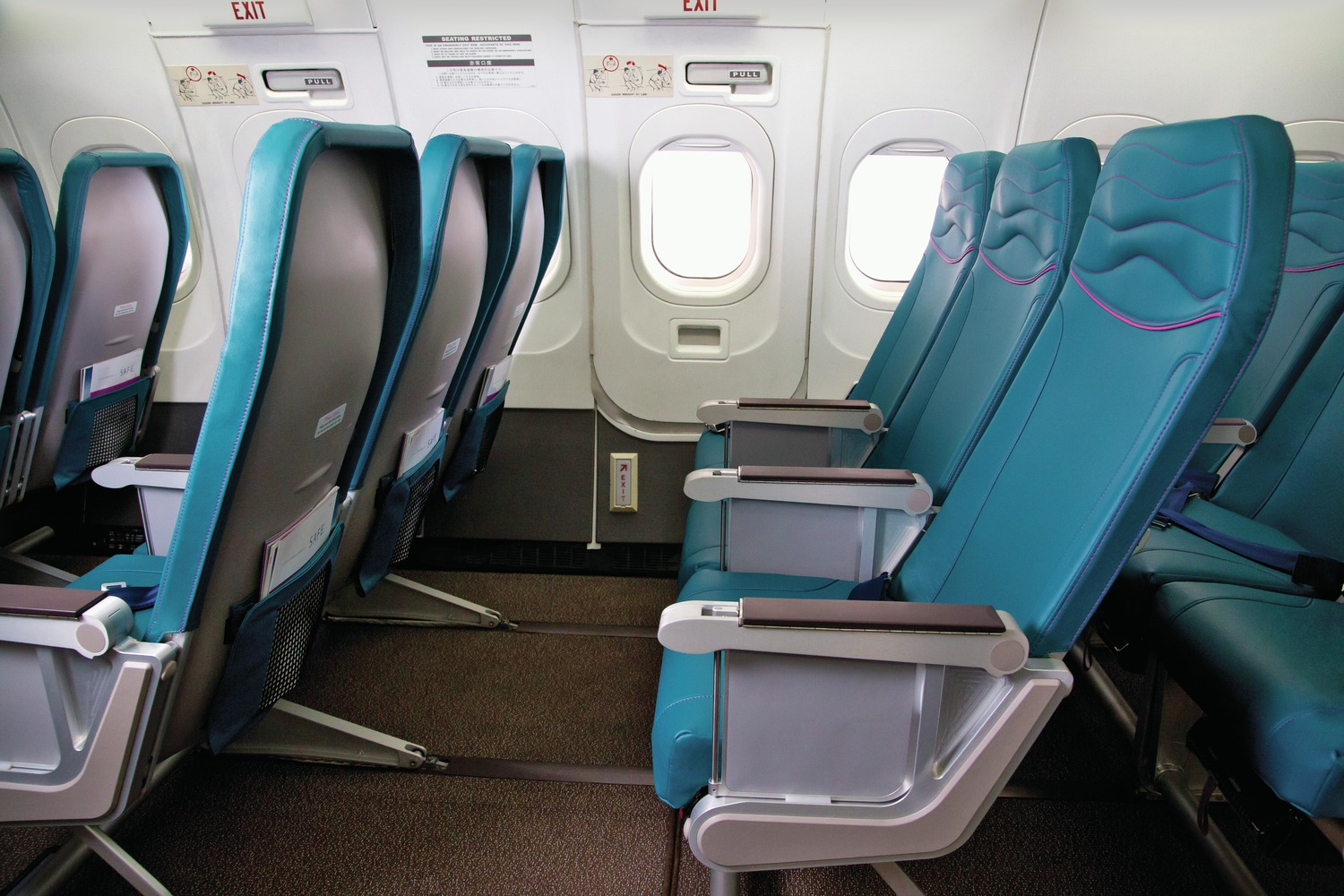hawaiian airlines extra comfort seats review