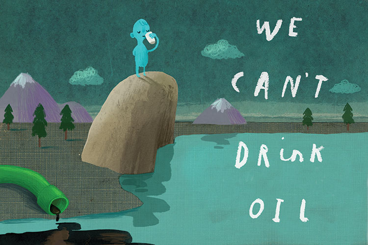 here we are oliver jeffers review
