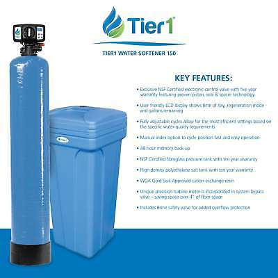 high efficiency water softener reviews