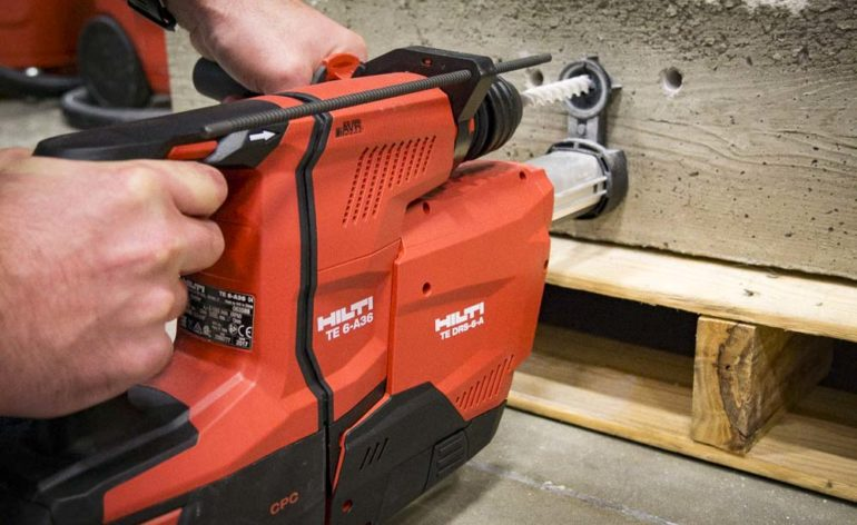 hilti te 6 a36 review