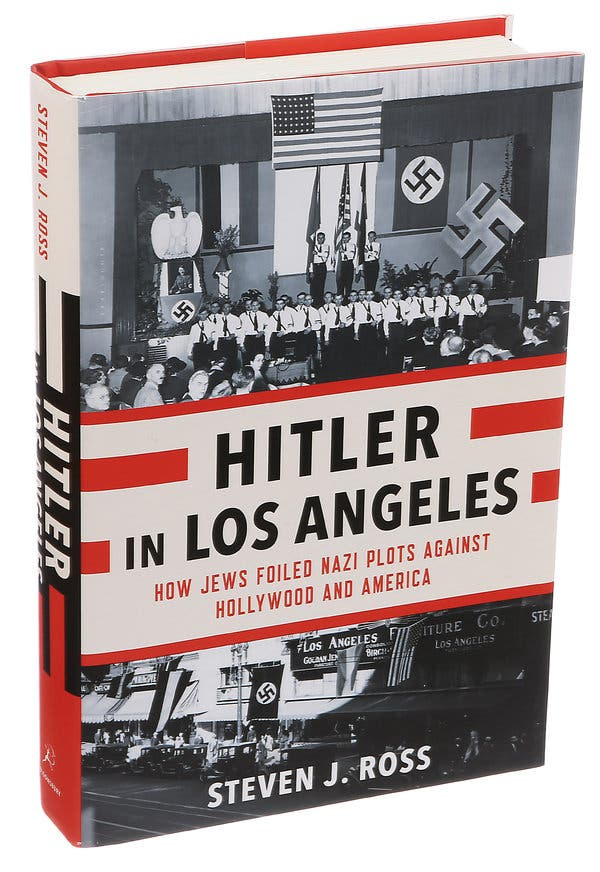 hitler in los angeles book review