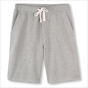 h&m sweat shorts review