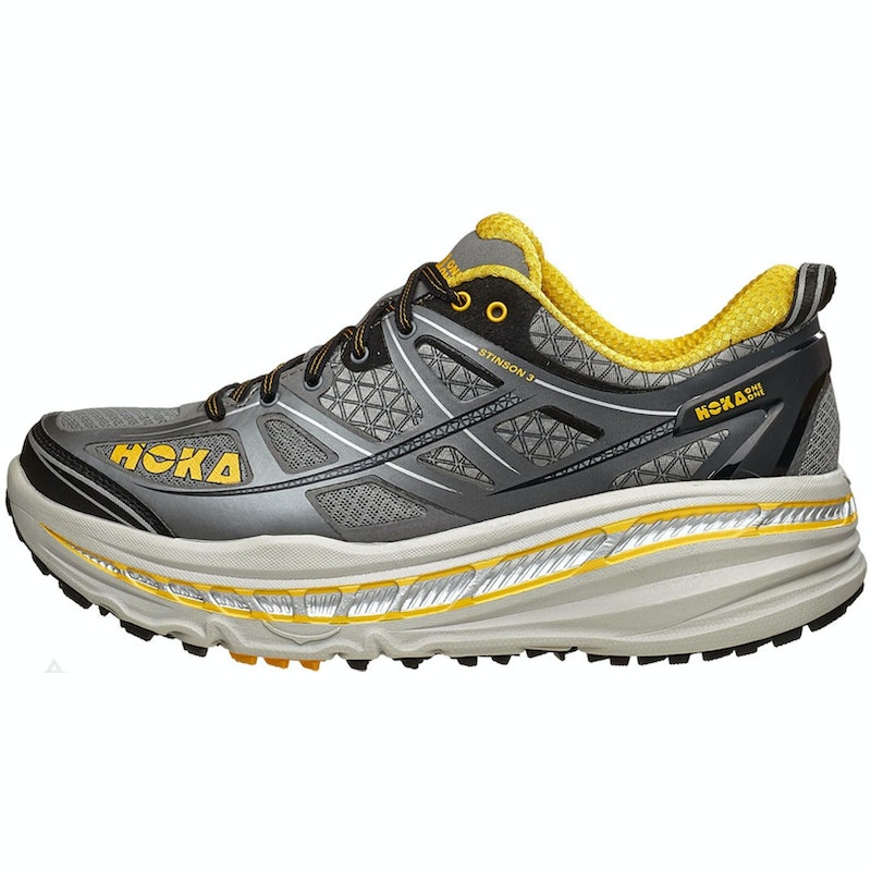 hoka stinson 3 atr review