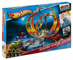 hot wheels triple track twister review