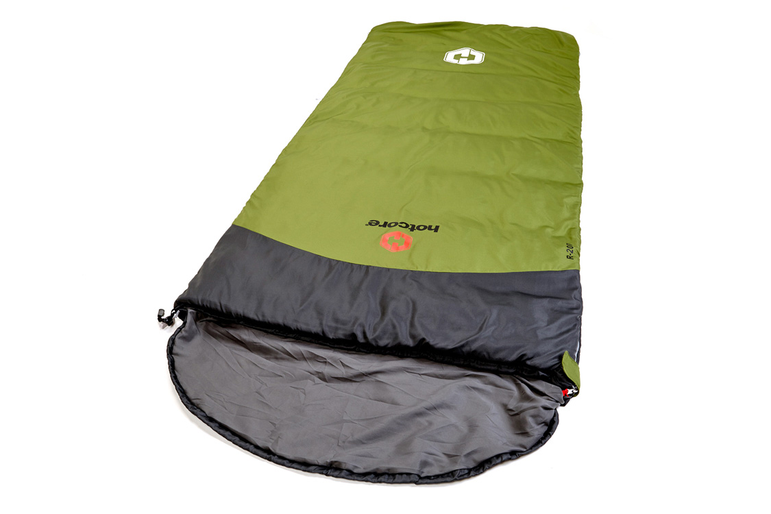 hotcore r 200 sleeping bag review