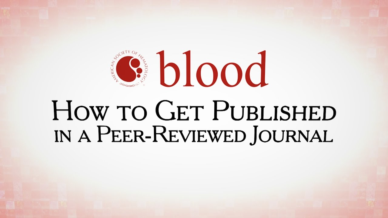 how to publish a book review in a journal