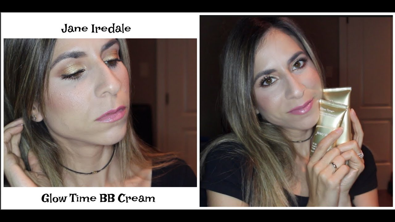 jane iredale glow time bb cream review