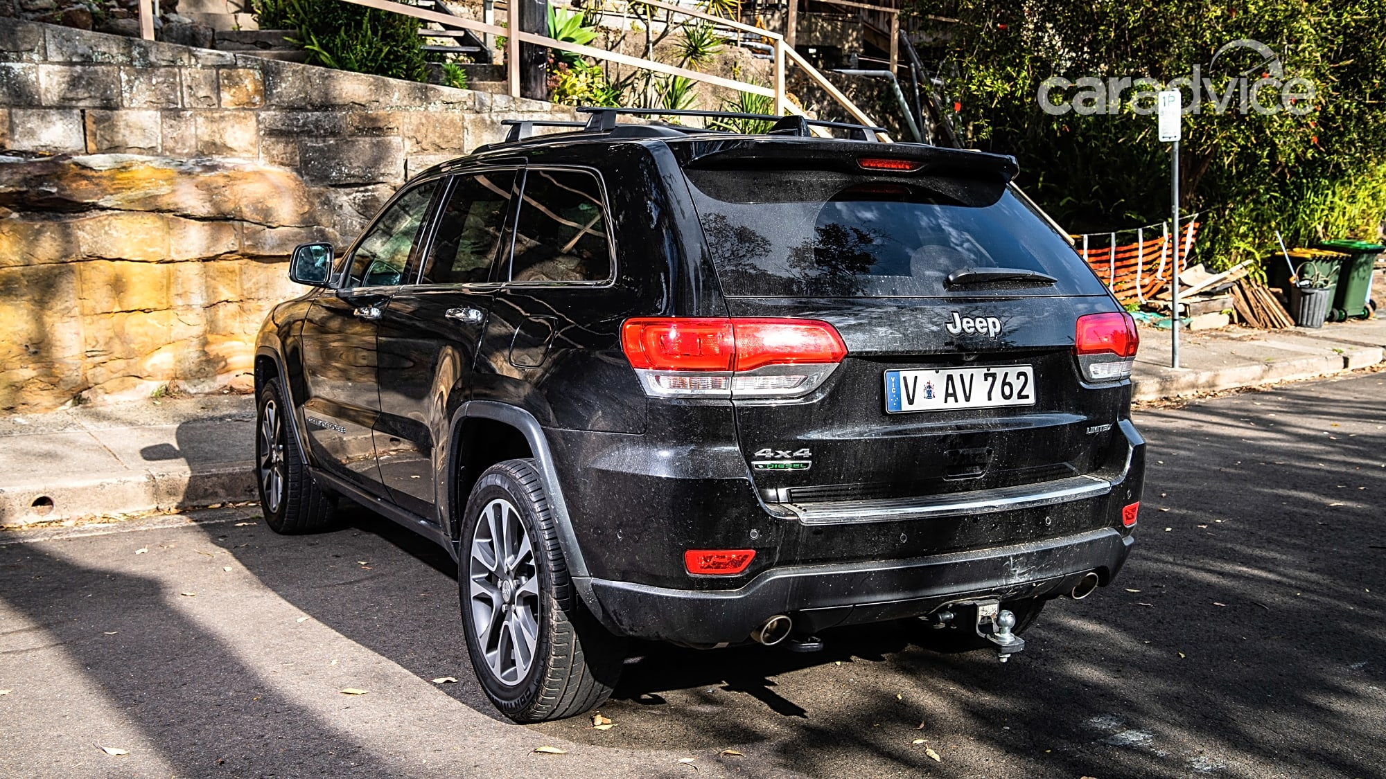 jeep grand cherokee limited 2018 review