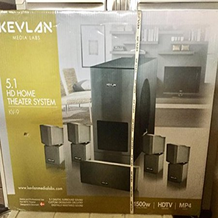 kevlan 5.1 home theater system reviews