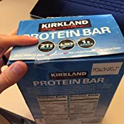 kirkland signature protein bars review