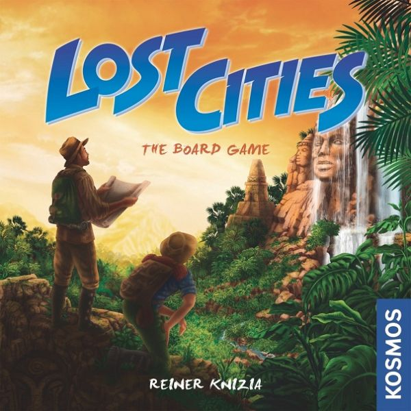 lost cities board game review