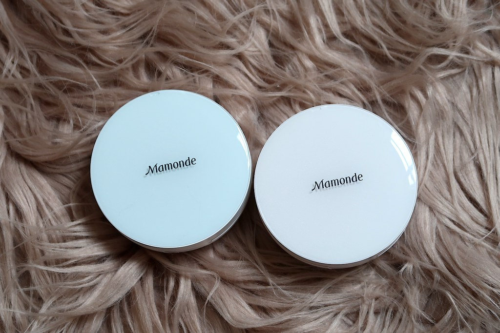 mamonde brightening cover powder cushion review