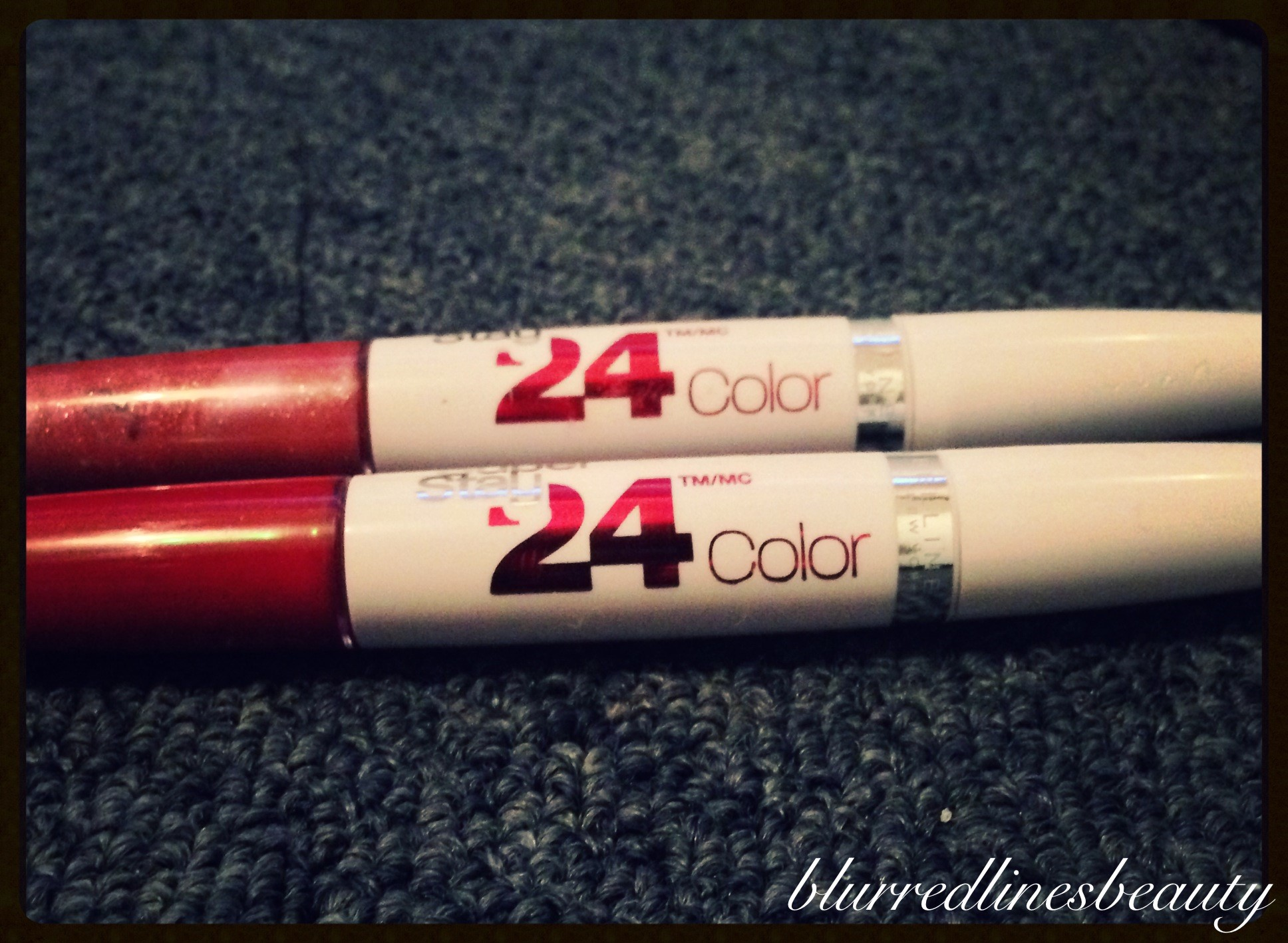 maybelline superstay 24 hour lipstick review