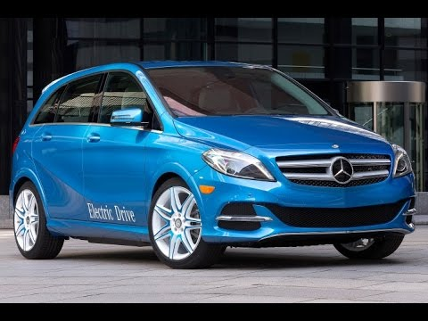 mercedes b class electric review