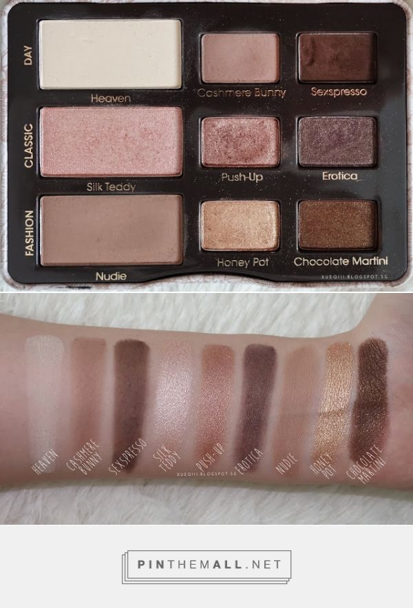 natural eyes too faced review