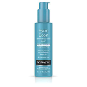 neutrogena hydro boost cleanser review