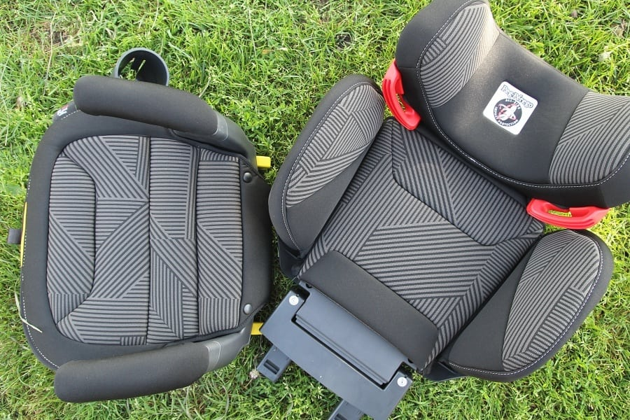 peg perego booster seat review
