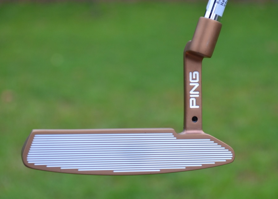 ping karsten anser 2 putter review