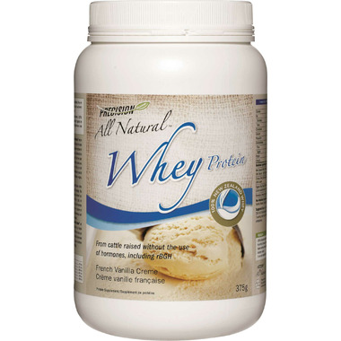 precision all natural whey protein review