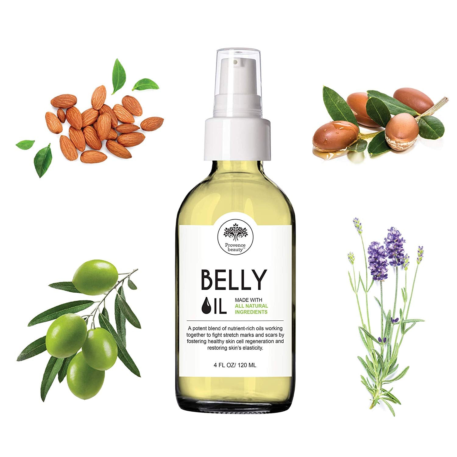 provence beauty belly oil reviews