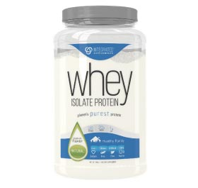 revolution nutrition whey isolate review