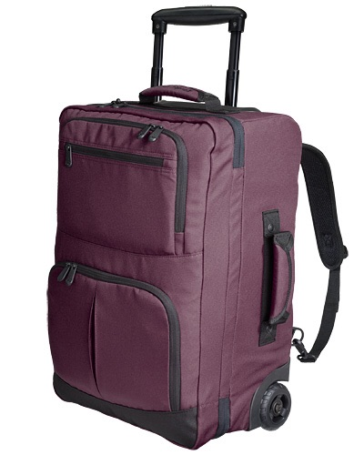 rick steves rolling backpack review