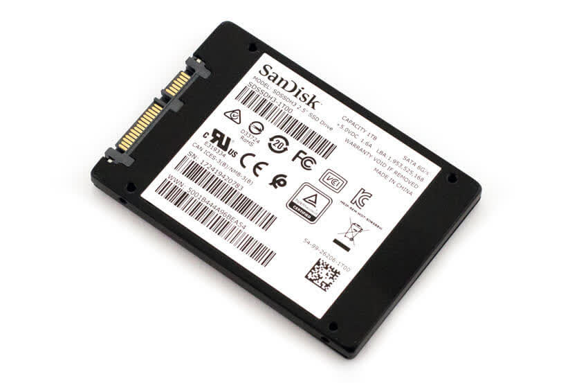 sandisk ultra 3d ssd review