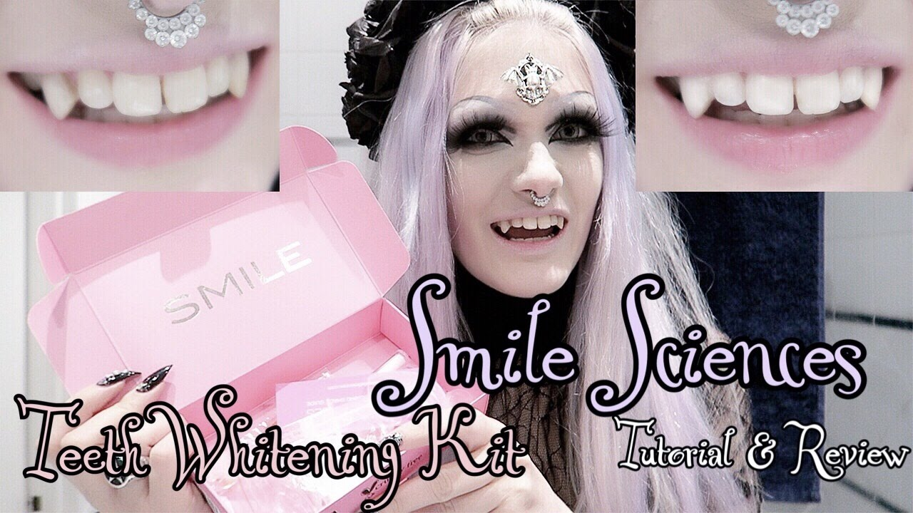 smile sciences mint teeth whitening kit reviews