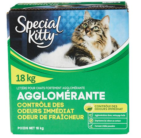 special kitty cat litter review