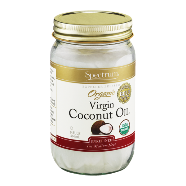 spectrum organic coconut oil reviews
