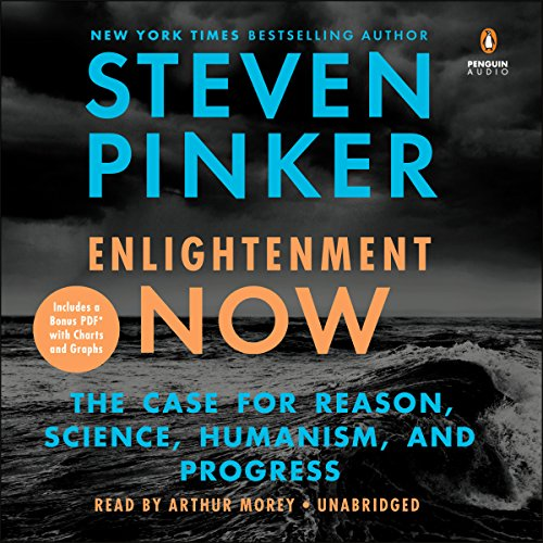 steven pinker enlightenment now review