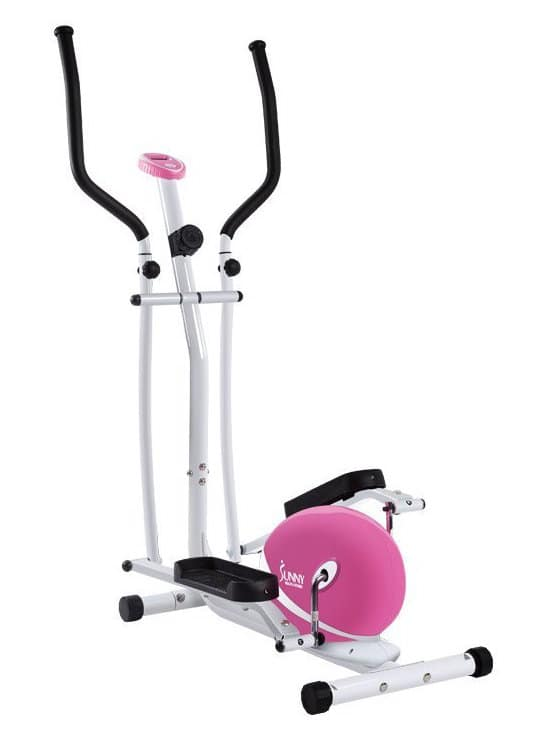 sunny health and fitness elliptical reviews