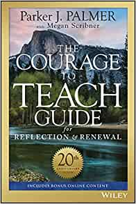the courage to teach book review