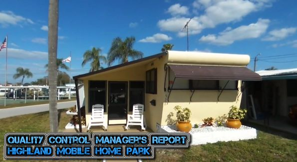 twin pines mobile home park reviews