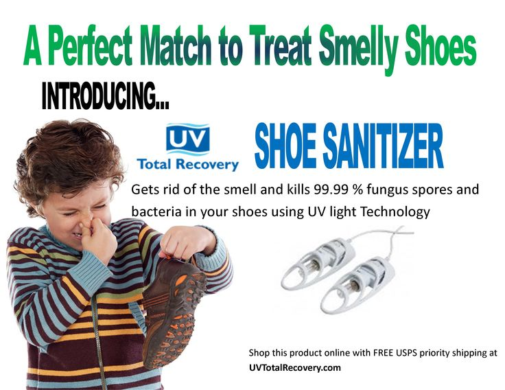 uv total recovery shoe sanitizer review
