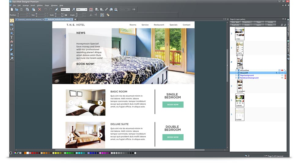 xara web designer 12 premium review